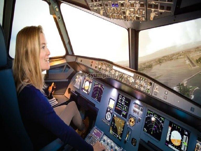 diventa pilota per un giorno