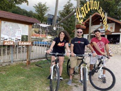 Lacenolandia Noleggio Bici