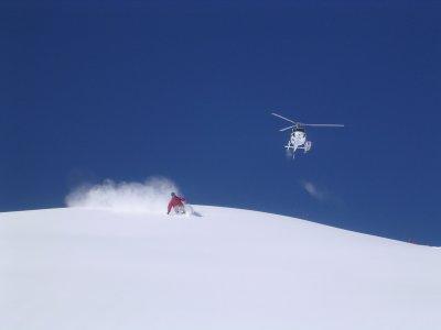 Heliski sul monte Rosa dal 20 dicembre
