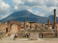 Pompei e il Vesuvio