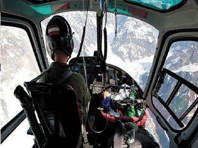 Pilota un elicottero per un giornio a Foggia 30min