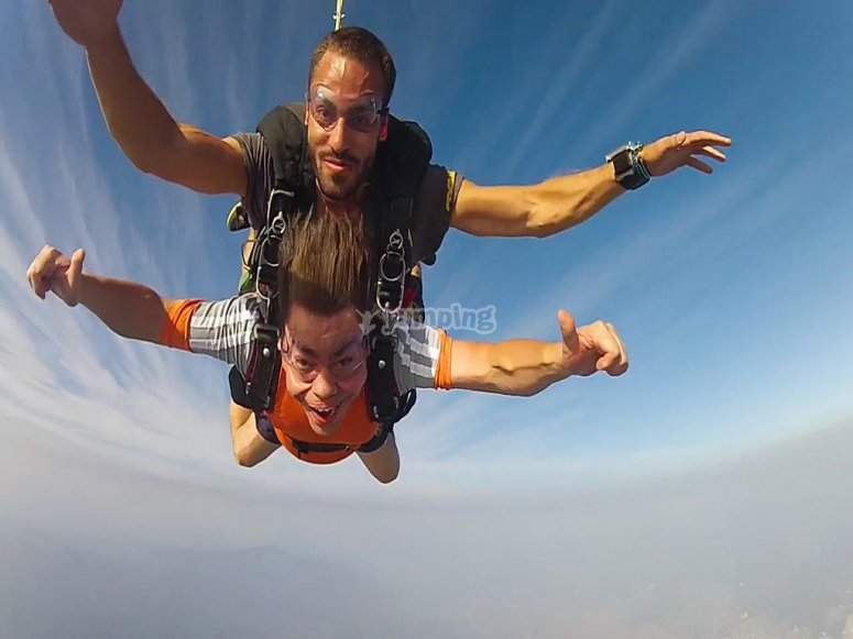 Jump with our expert instructor