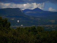 Panoramica tra Pitigliano e Sovana