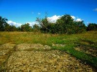 Pian dei Conati antico tracciato della via Clodia