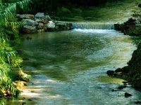 Pitigliano fiume Lente