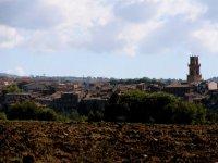Vista di Pitigliano