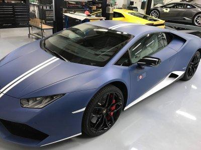Un giro in Lamborghini a Precenicco di 2 ore