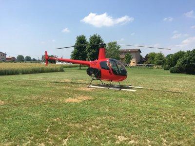 Tour in elicottero su Modena di 20 minuti