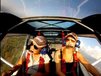 Pilota per un giorno un aereo a Viterbo per 15 min