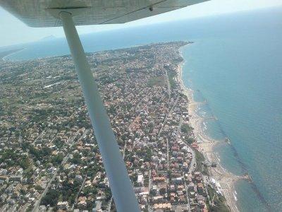 Pilota di elicottero per un giorno a Viterbo 15min