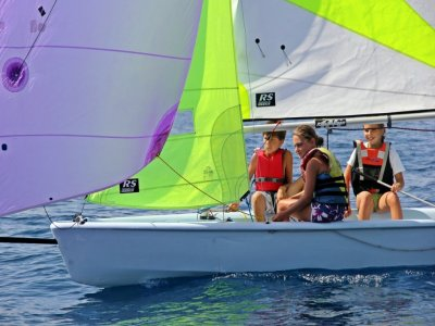 Yacht Club Aregai 1991 ASD Vela