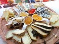 tagliere formaggi tipici