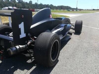 1 giro con una Renault Formula 2.0 a Ortona