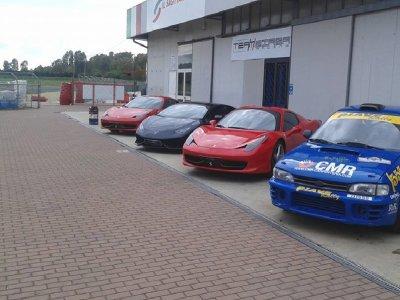 1 giro con una Ferrari 458 a Ortona