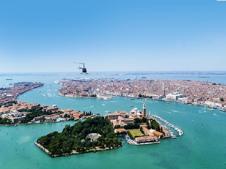 helitour su Venezia
