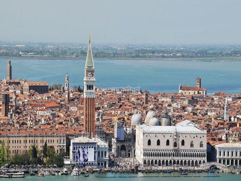 Venezia meravigliosa dall alto