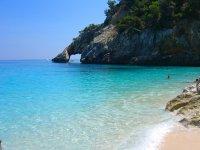 Mare cristallino della Sardegna