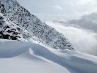 mare delle nuvole dall'Alpe Sattal_Alpi italiane