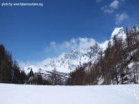 Alpe Devero in inverno_alpi italiane