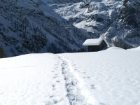 Val d'Otro in inverno_Alpi italiane