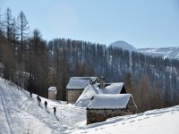 Trekking Alpe Devero in inverno_alpi italiane