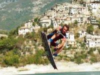 Wakeboard al Lago di Turano