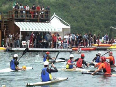Club Nautico Turano Kayak