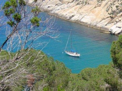Long John Silver Escursione in Barca