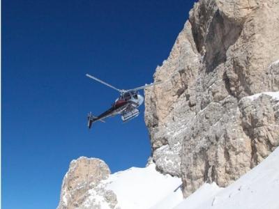 Tour in elicottero di 10 minuti Bolzano