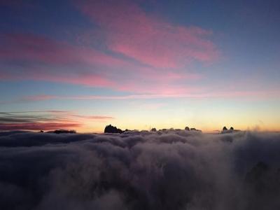 Tour in elicottero di 20 minuti sulle Dolomiti