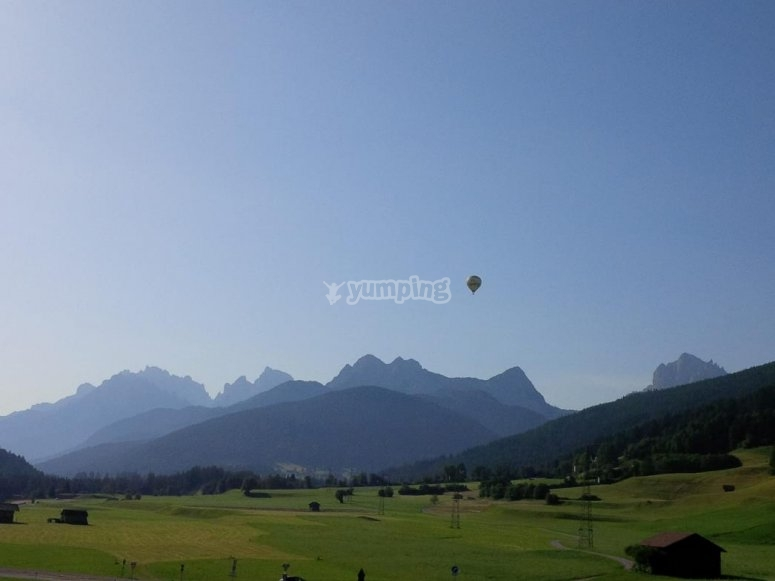 le montagne del Trentino