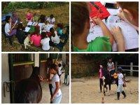 Stage equitazione bambini