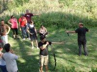 Archery exercises