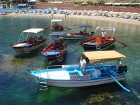 Offshore fishing trips by reservation