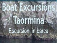 Boat Excursions Taormina Canoa