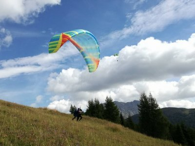 ASD Outdoorsports Paragliding