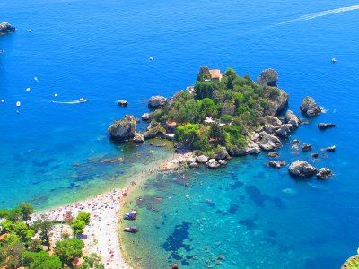 Boat tour to Isola Bella 1 hour and 20