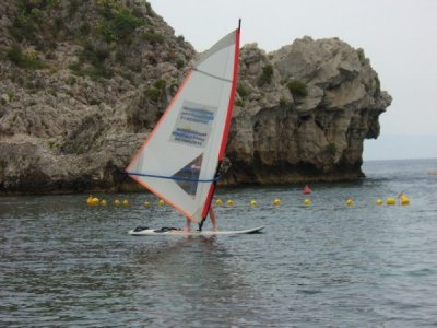 Boat Excursions Taormina Windsurf