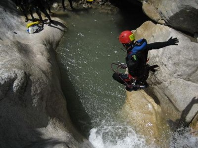 Adventure Tour Canyoning