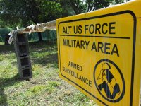 Alt zona militare