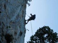 Climbing in Basilicata
