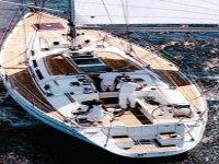Barca al Vento in Corsica
