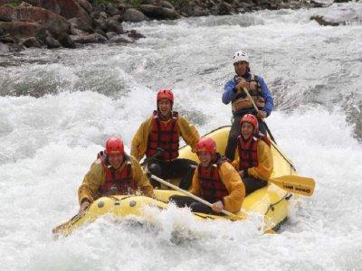 Rafting in Val di Sole di 1ora e 50