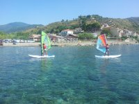 Allievi di windsurf
