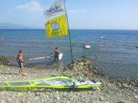 Pronti ad uscire in mare
