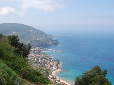4 hours of diving in Licosa near Salerno