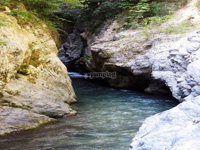 Jannello river