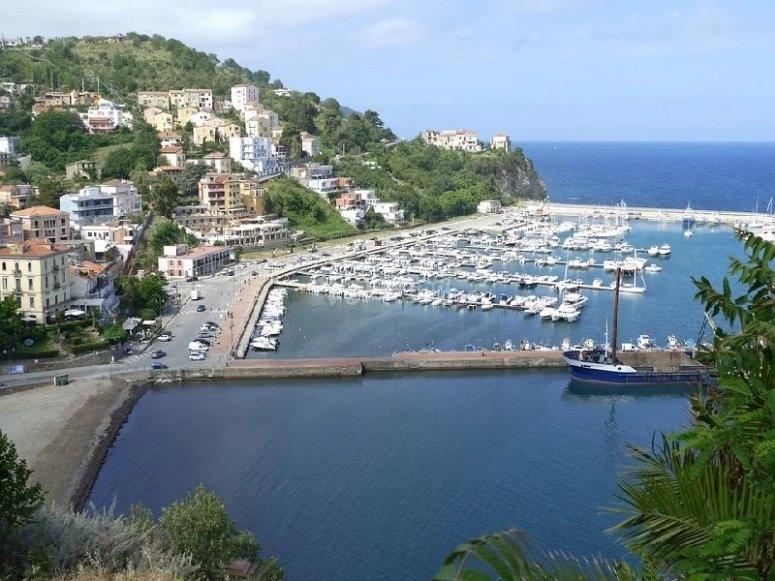 The port of Agropoli
