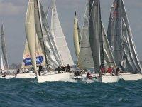 Bonifacio sailing school week 31.7