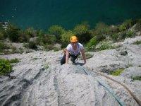 Climbing all year